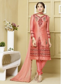 Glorious  cotton satin Straight Suit