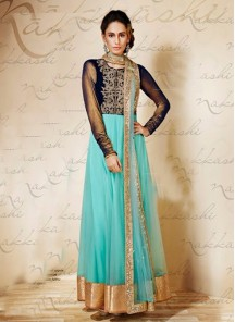 Amazing Anarkali suit