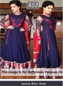 Amazing  Georgette Anarkali Suit
