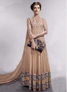 looking beautiful georgette Anarkali Suit