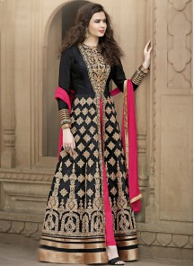 Alluring Georgette Anarkali Suit