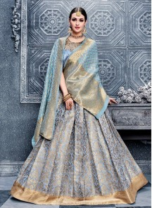 Attractive Anarkali Lehenga