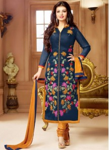 Beautiful Ayesha Takia Cotton  Straight Suit