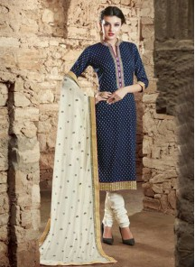 Charming cotton  Churidar Suit
