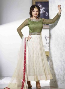 Charming  Georgette Churidar Suit