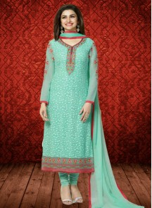 Charming georgette Salwar suit