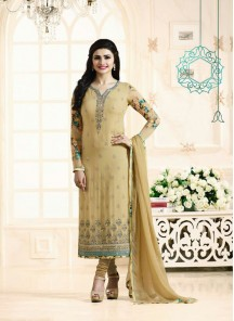Designer Look Embroidered Salwar Suit