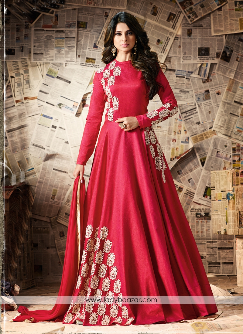 Exclusive Red color Gown