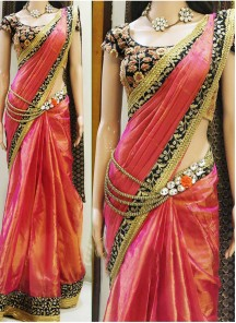 Inspirable Georgette Casual Saree
