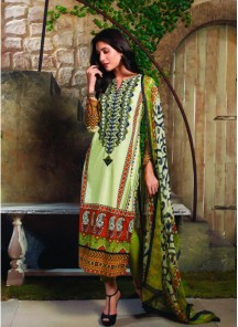 Glorious  Cotton  Salwar suit