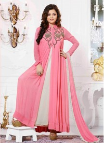 Glorious  Georgette Anarkali Suit