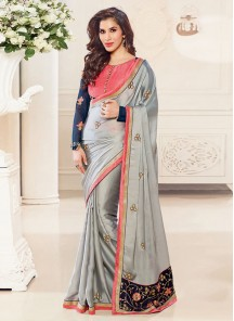Modish Designer Saree For Party