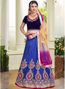 Orphic A Line Lehenga Choli For Party