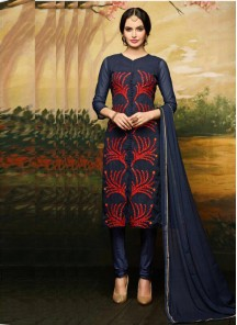 Remarkable banglori silk designer suit