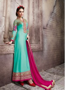 Remarkable Anarkali Suit
