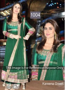 Royal Green Anarkali Salwar Kameez